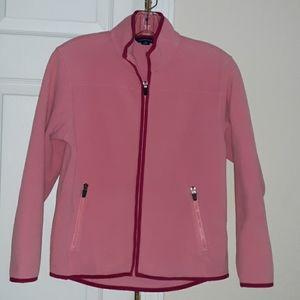 Lands End Pink Jacket size 10/12